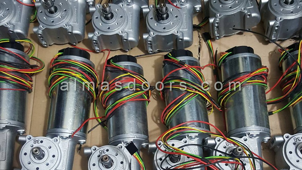 موتور دانکر درب اتوماتیک درما Dorma