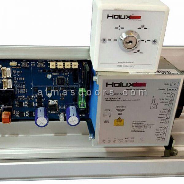 اپراتور درب شیشه ای اتوبوسی هالوکس HOLUX X2