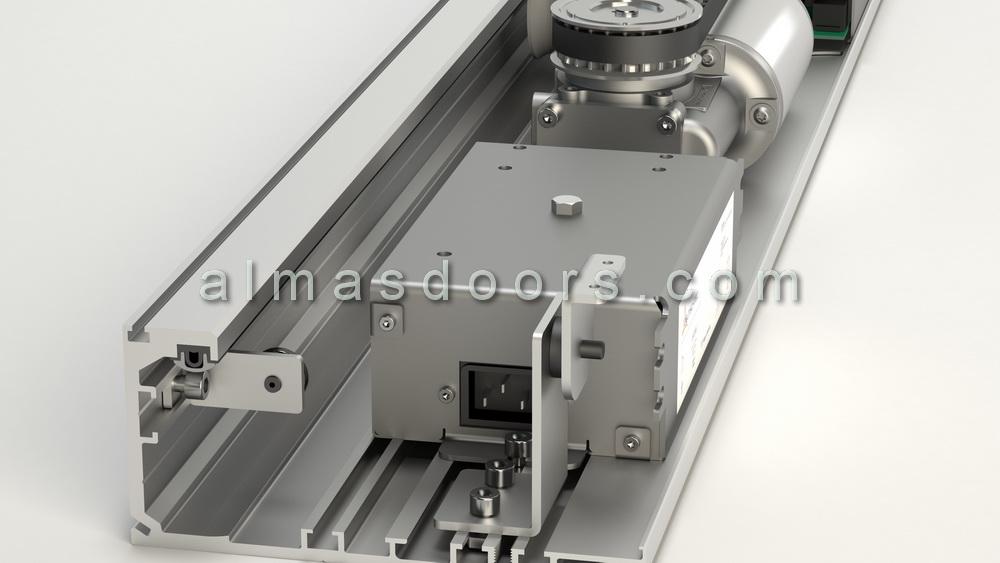 اپراتور درب اتوماتیک شیشه ای هالوکس Holux X4